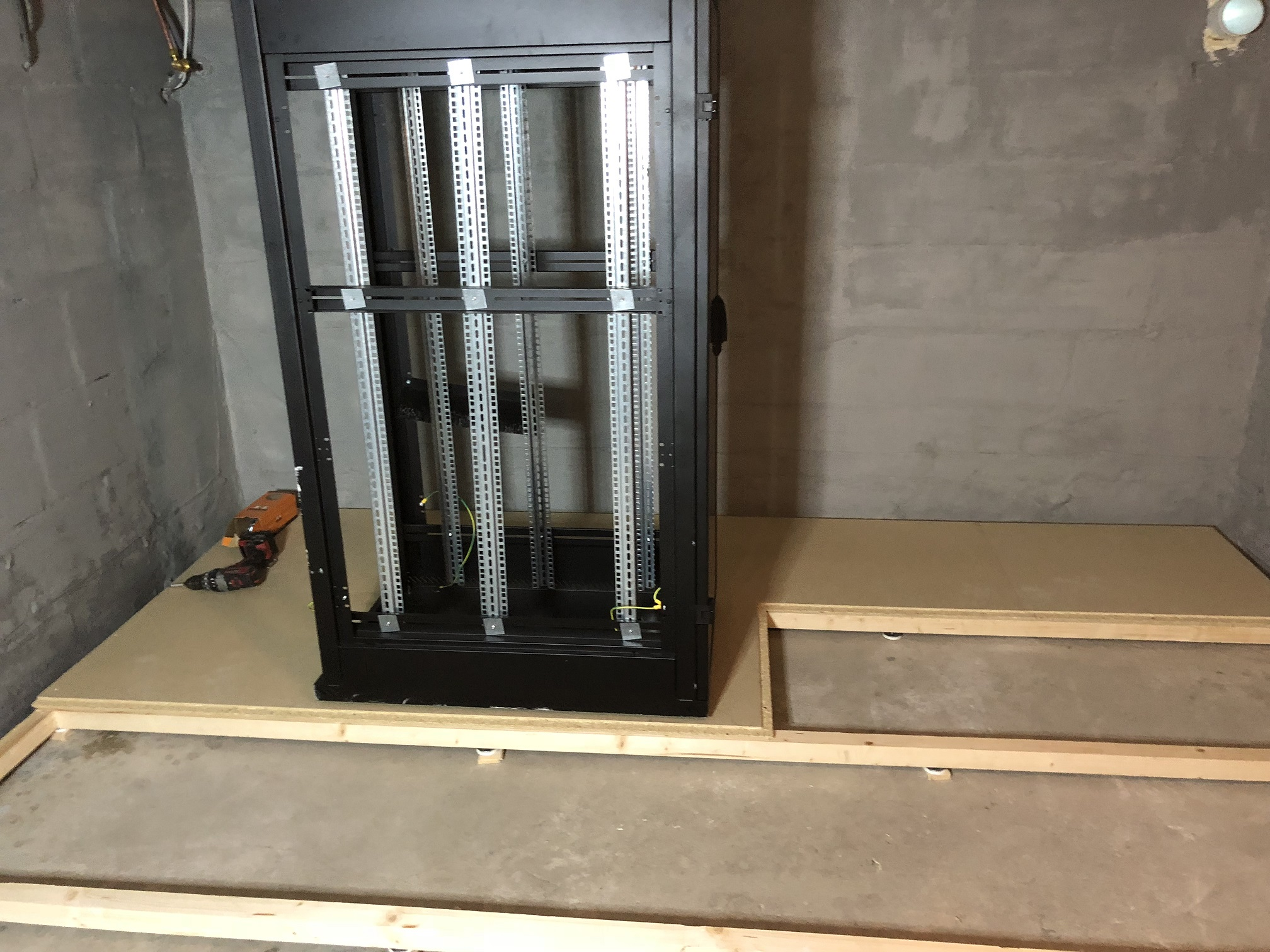 Build Your Own Diy Home Lab Part 2 The Server Room