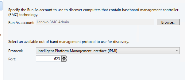 How to configure System Center VMM Part 11 – Bare Metal